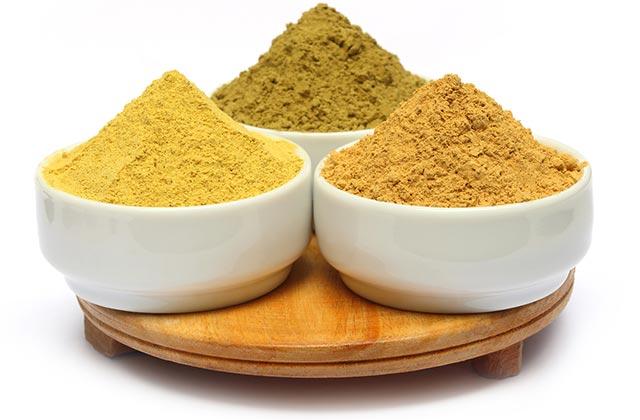 Color Me Organic kasvihiusvärit sisältävät luonnon sertifioituja luonnon ainesosia