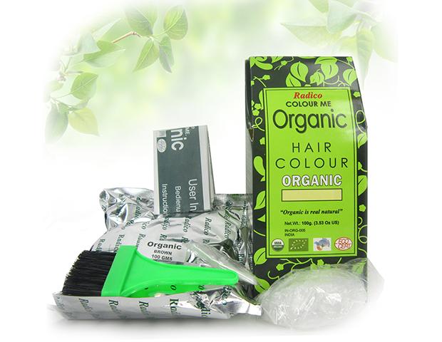 Radico Colour Me Organic hiusväräreistä usein kysytyt kysymykset